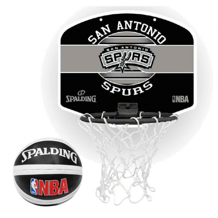 SPALDING NBA TEAM BACKBOARD SPURS
