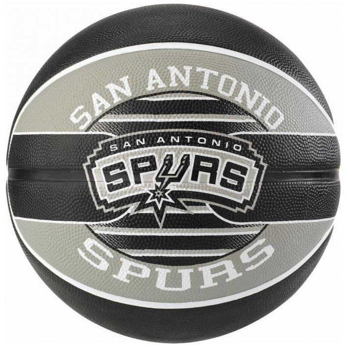 SPALDING NBA TEAM SZ7 SPURS BALL