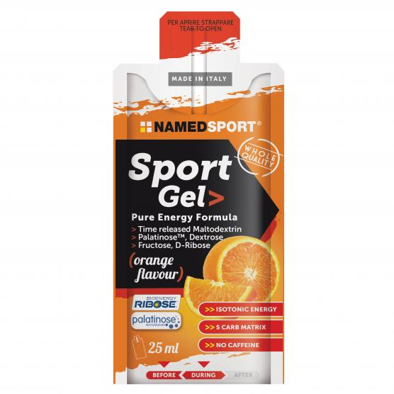 NAMEDSPORT Sport Gel Orange 25ml