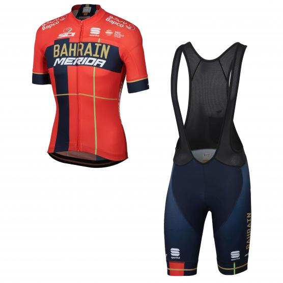 SPORTFUL Bahrain Merida Team Suit