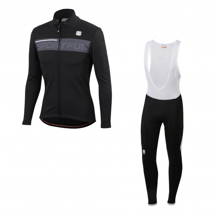 SPORTFUL Neo Softshell Jacket + Giro Bibtight