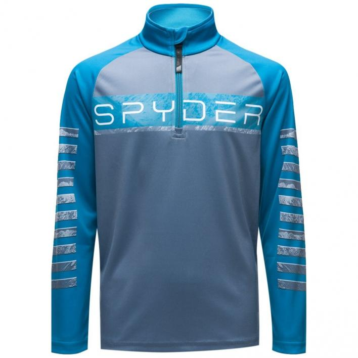 SPYDER BOYS PEAK T-NECK