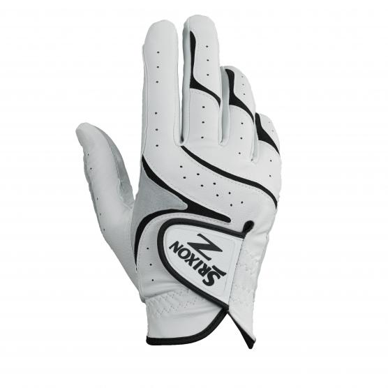 SRIXON ALL WEATHER MICRO FIBRE GLOVE WHITE RIGHT H