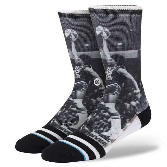 STANCE JULIUS ERVING NBA LEGENDS NETS