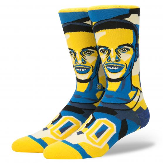 STANCE STEPH CURRY NBA FUTURE LEGENDS BLUE