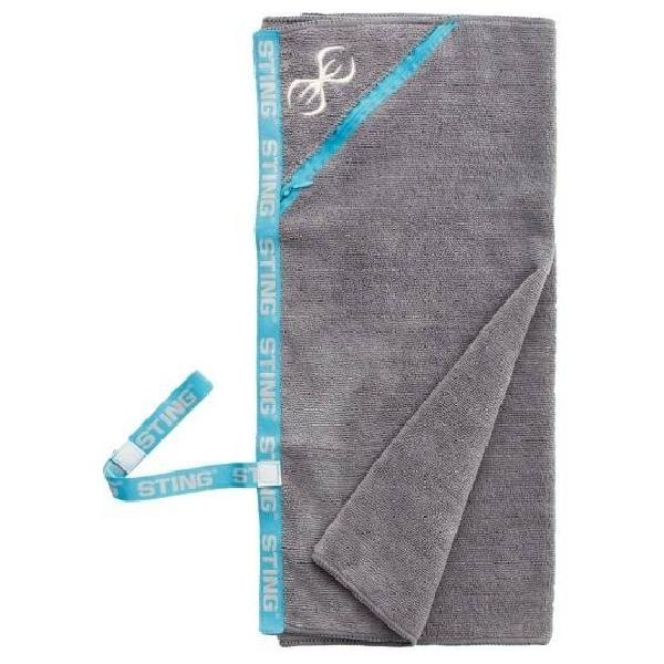 STING TOWEL WITH ZIP POCKET
