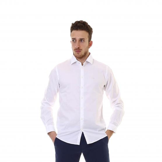 SUN68 SHIRT OXFORD L/S