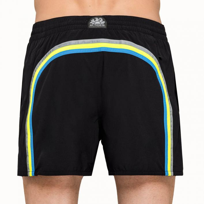 SUNDEK BOARDSHORT REFLECTIVE STRIPES