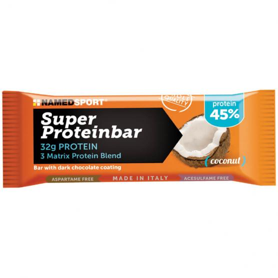 NAMEDSPORT Super Proteinbar Coconut 70g