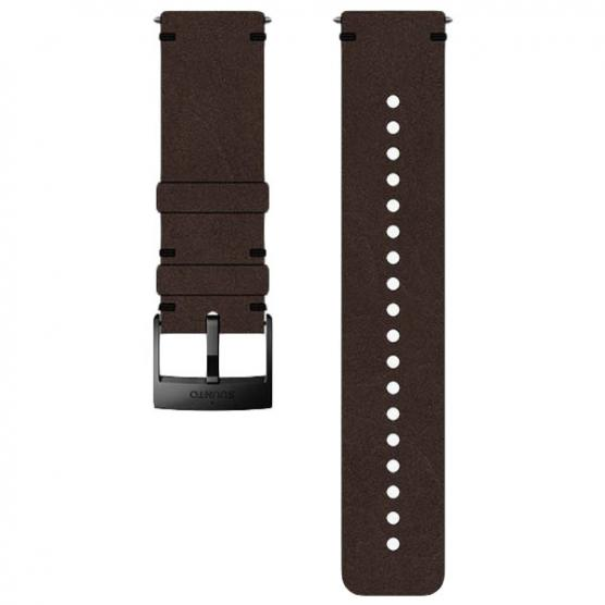 SUUNTO 24 URB2 LEATHER STRAP BROWN/BLACK