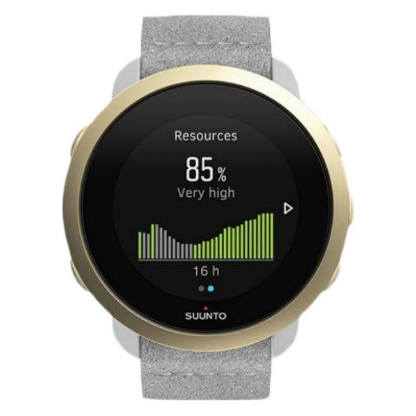 SUUNTO 3 WHITE LIGHT GOLD