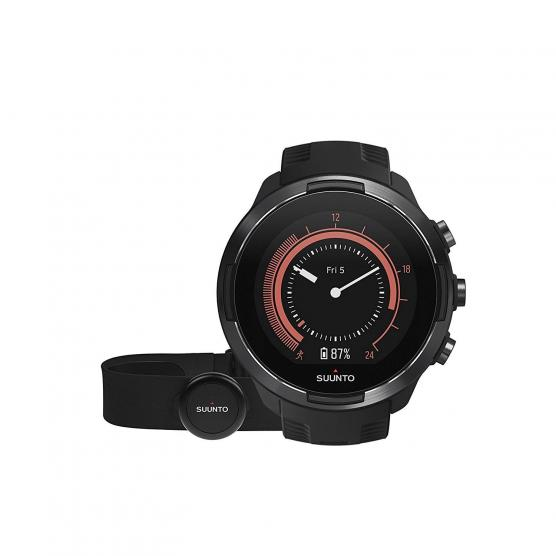 SUUNTO 9 G1 BARO BLACK + HR BELT