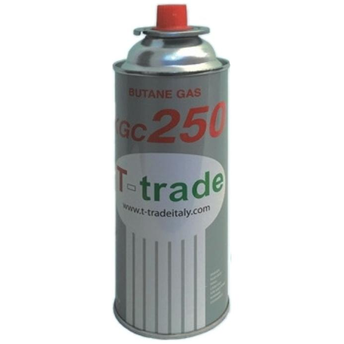 T-TRADE Butane Gas 250 gr