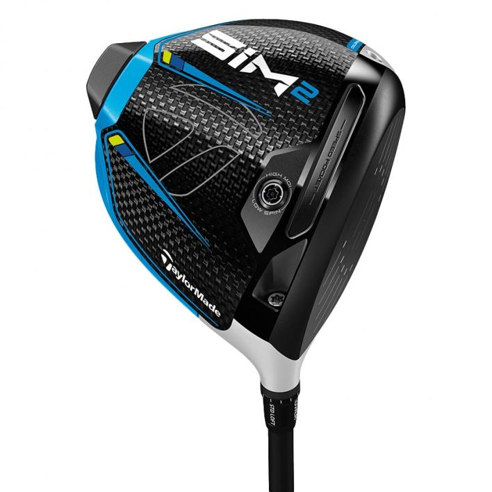 TAYLORMADE DRIVE SIM MAX 2 VENTUSBLU 5  10,5 Rh SHAFT REGULAR
