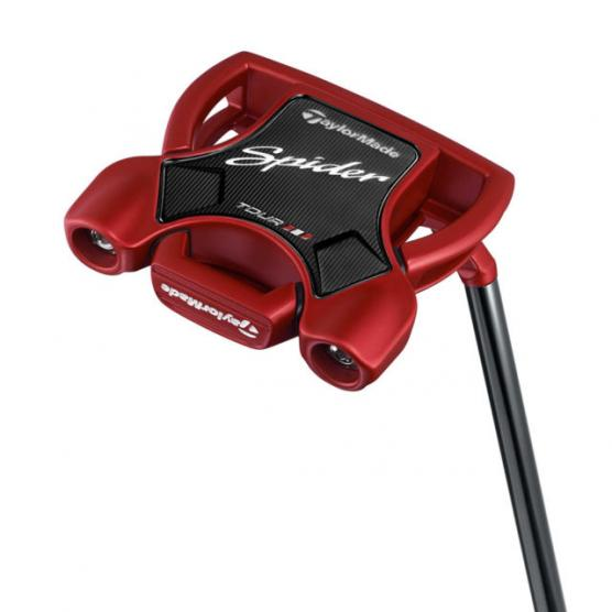 TAYLORMADE PT-SPIDER TOUR RED#3 W/S RH 35 IN