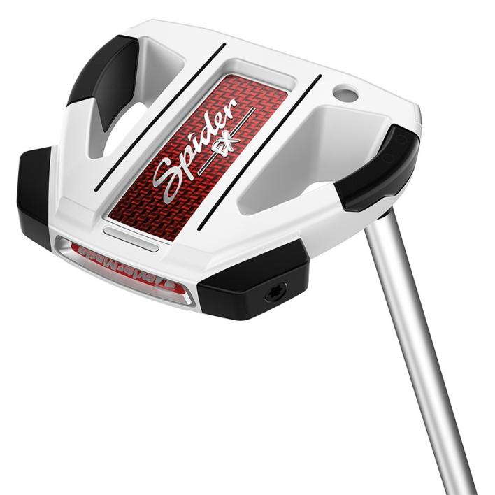 TAYLORMADE SPIDER EX WHITE #3 RIGHT HAND 35''