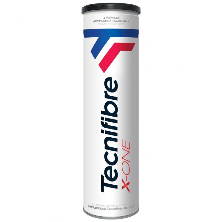 TECNIFIBRE X-ONE (TUBE 4 BALL)