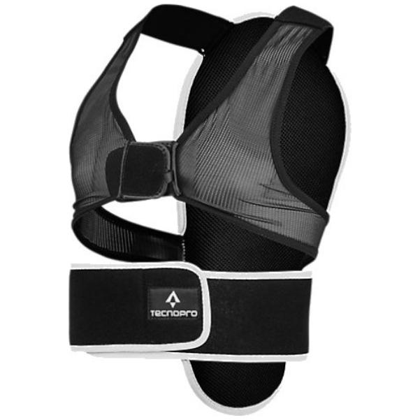 TECNOPRO FORTRESS JR 1.0 HALF BACKPROTECTOR