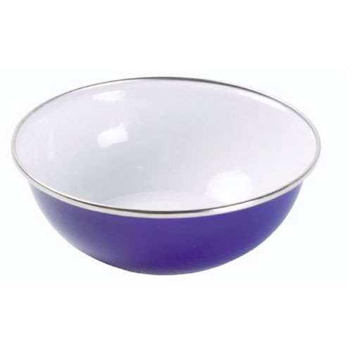 EASY CAMP Enamel Bowl Ciotola da Viaggio Infrangibile