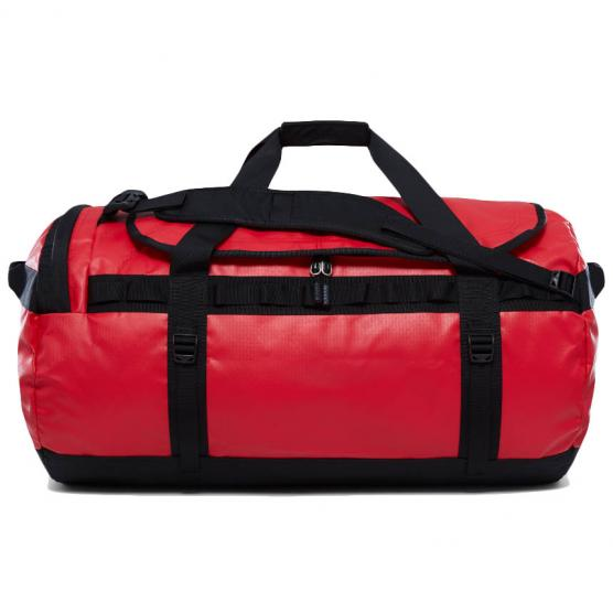 THE NORTH FACE BASE CAMP DUFFLE L RED/BLK