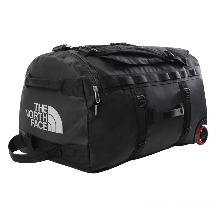 THE NORTH FACE BC LITE DUFFEL ROLLER TNF BLACK