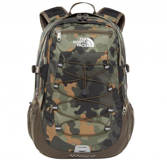 THE NORTH FACE BOREALIS CLASSIC GREEN CAMO PRINT/TAUPE GREEN
