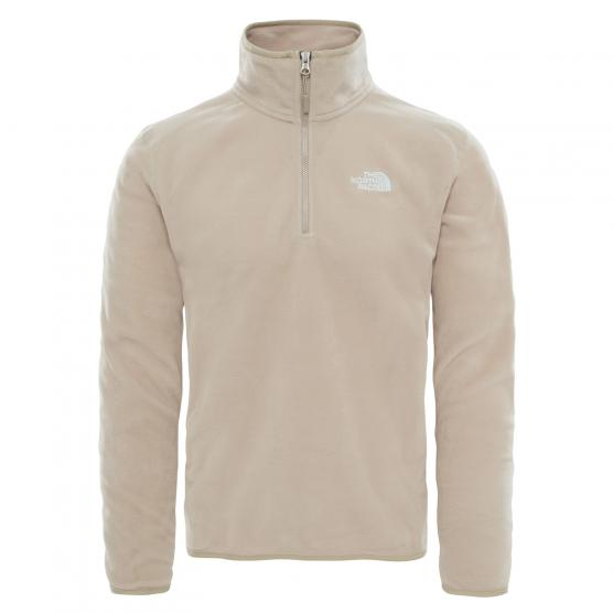 THE NORTH FACE M 100 GLACIER 1/4 ZI DUNE BEIGE