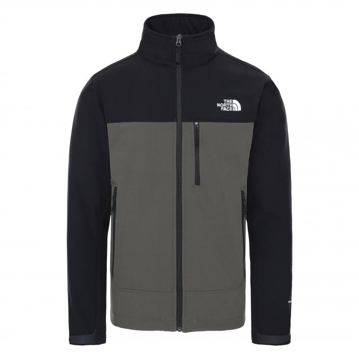 THE NORTH FACE M APEX BIONIC JACKET NWTPEGRN/TNF