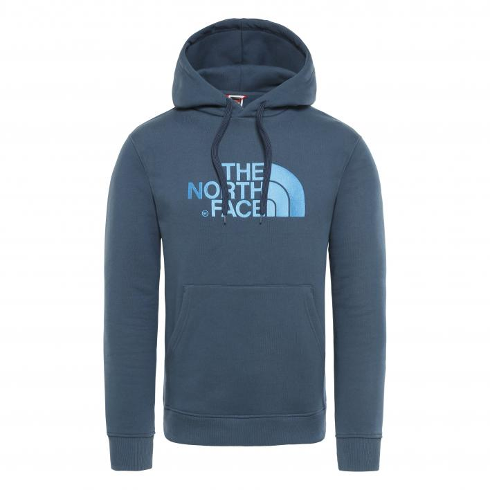 THE NORTH FACE M DREW PEAK PLV HD BLUE WING TEAL