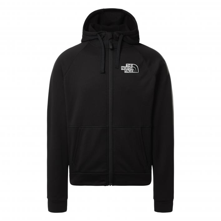 THE NORTH FACE M EXPLORATION FZ HOODIE