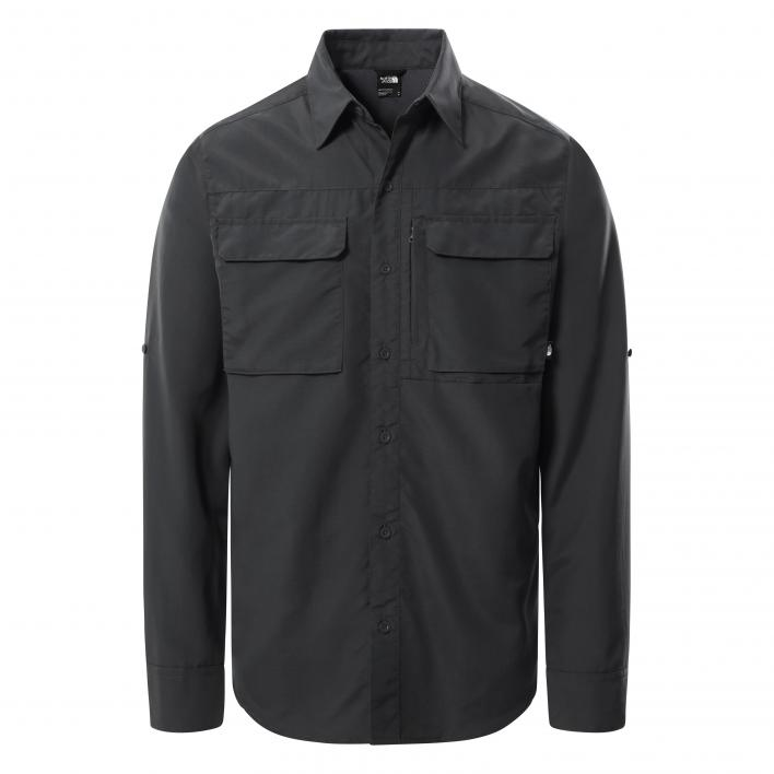 THE NORTH FACE M L/S SEQUOIA SHIRT