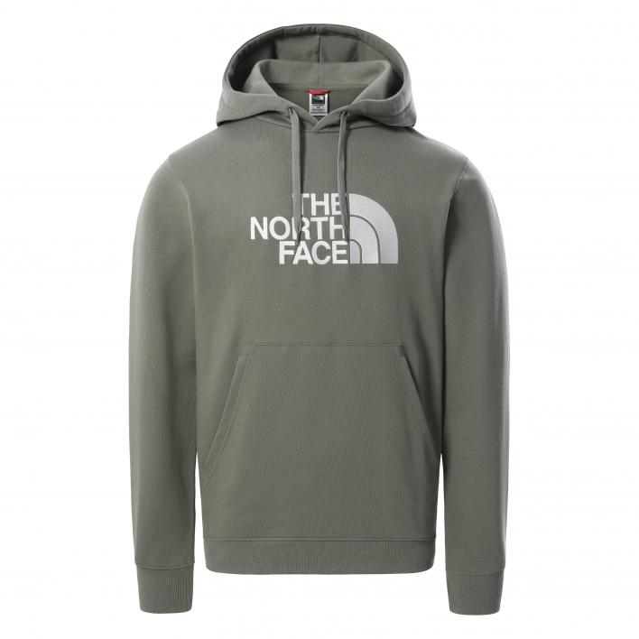 THE NORTH FACE M LT DREW PEAK PO HD AGAVE GREEN