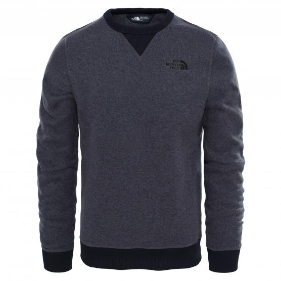 THE NORTH FACE M MC STREET FLEECE GREY