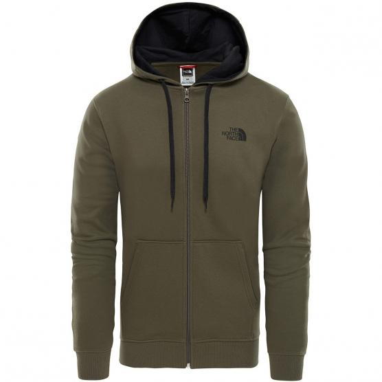 THE NORTH FACE M OPEN GATE FULL ZIP HOODIE