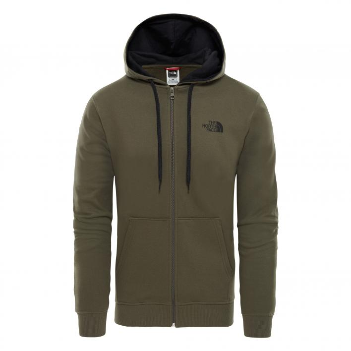 THE NORTH FACE M OPEN GATE FULLZIP HOODIE