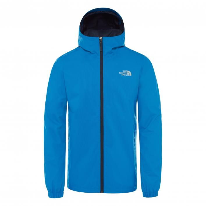 THE NORTH FACE M QUEST JACKET BOMBRBLUEBLKHTR