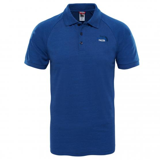 THE NORTH FACE  M RAGLAN JERSEY POLO