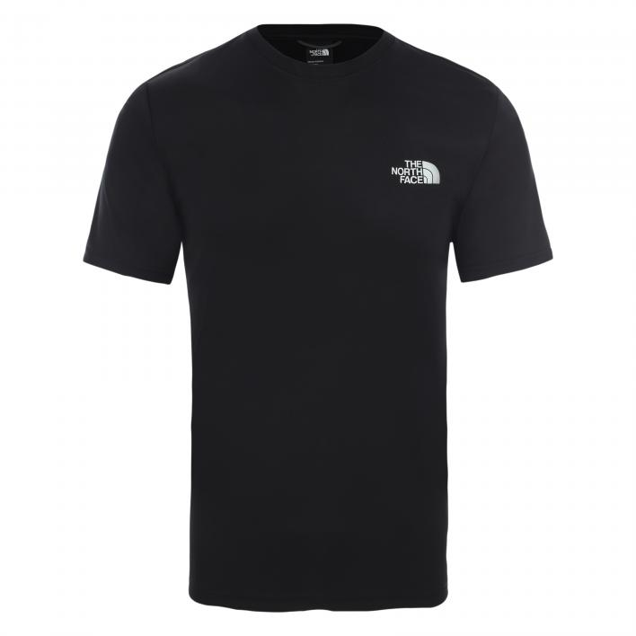 THE NORTH FACE M REAXION RED BOX TEE