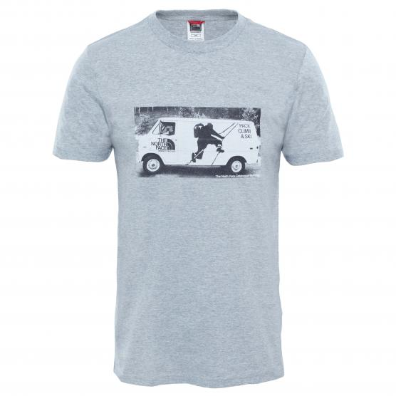 THE NORTH FACE M S/S CELEBRATION EASY TEE