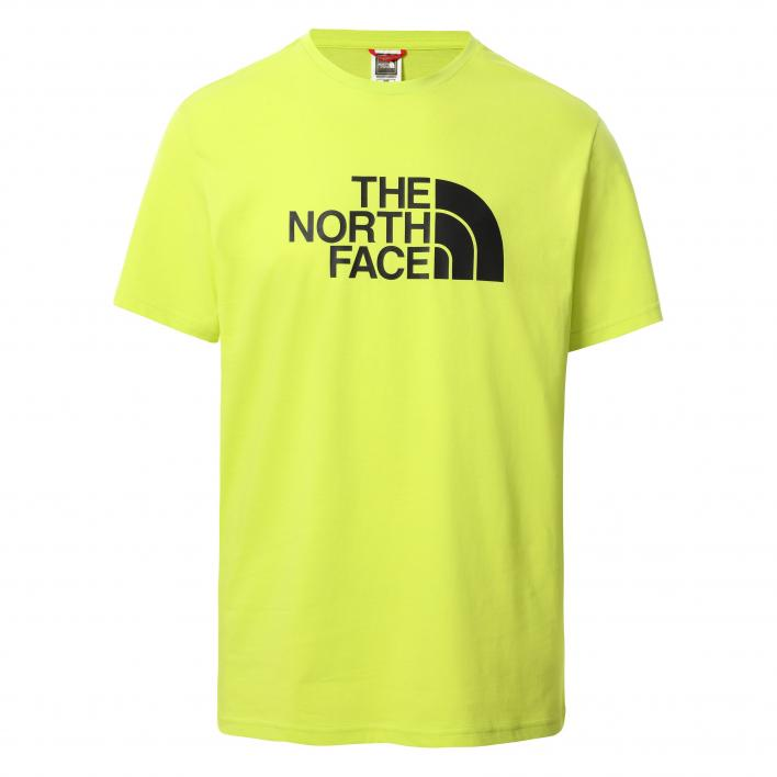 THE NORTH FACE M S/S EASY TEE SULPHR SPR GRN