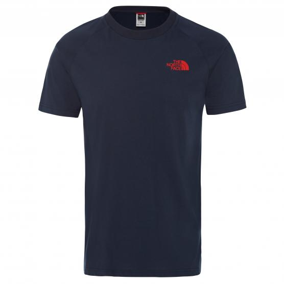 THE NORTH FACE M S/S NORTH FACES TEE