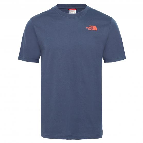THE NORTH FACE M S/S REDBOX TEE