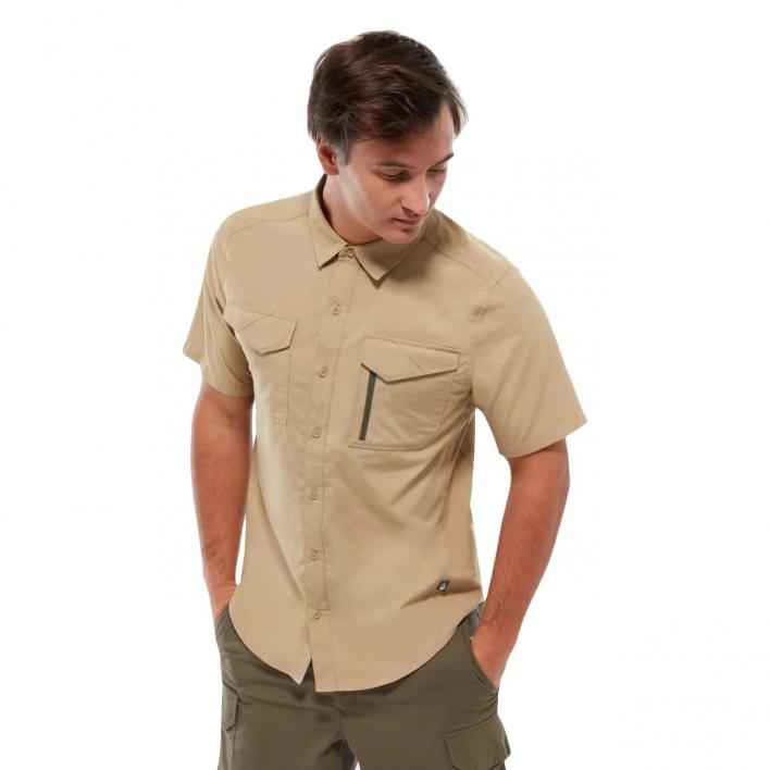 THE NORTH FACE M S/S SEQUOIA SHRT