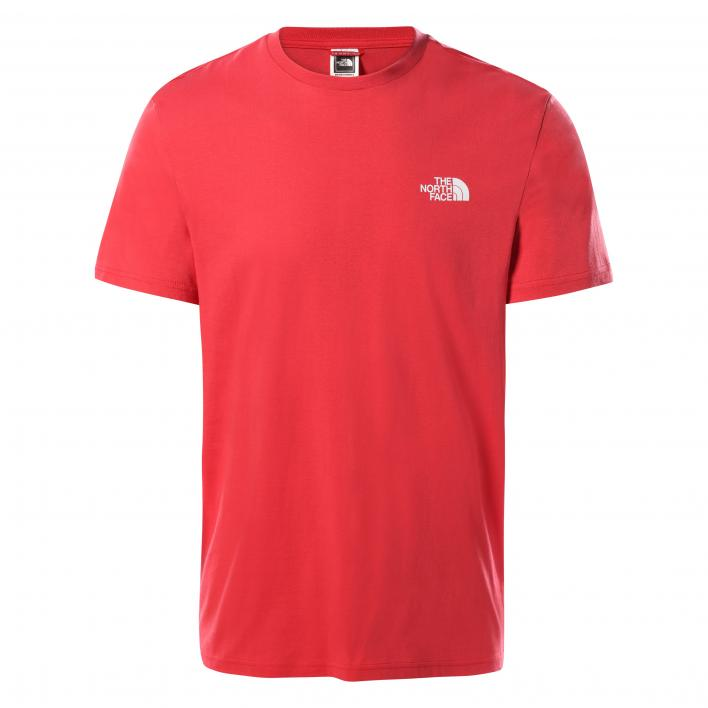 THE NORTH FACE M S/S SIMPLE DOME TEE