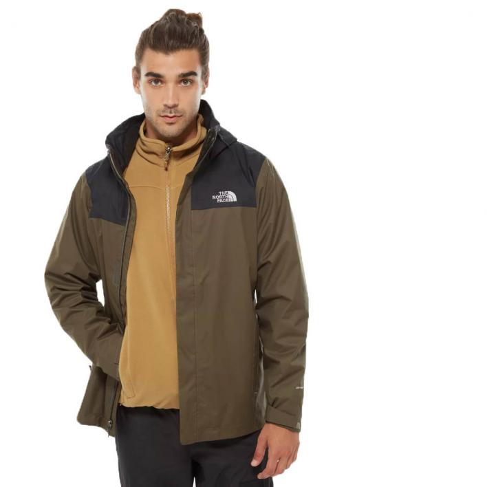 THE NORTH FACE MAN'S EVOLVE II TRICLIMATE