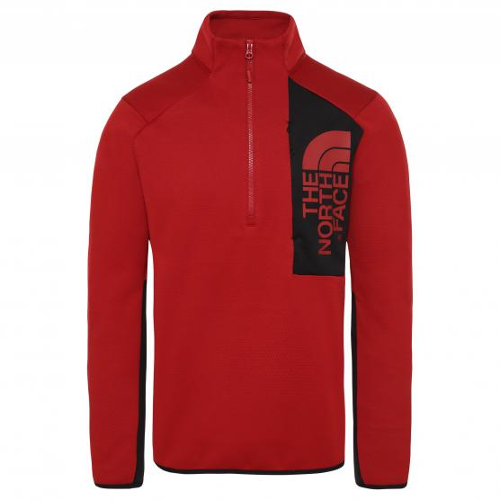 THE NORTH FACE MAN'S MERAK 1/4 ZIP