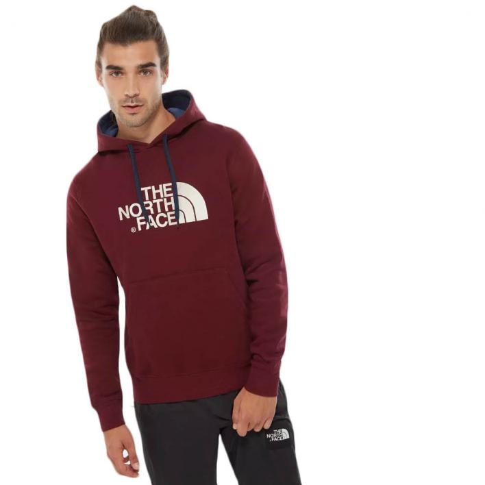 THE NORTH FACE MEN'S DREAW PEAK PULLOVER HOODIE