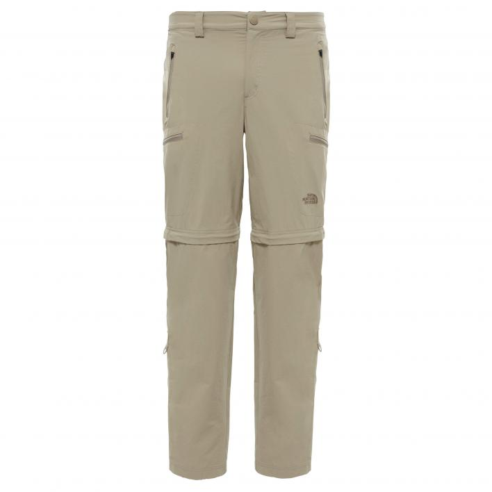 THE NORTH FACE MEN'S EXPLORATION CONVERTIBLE PANT