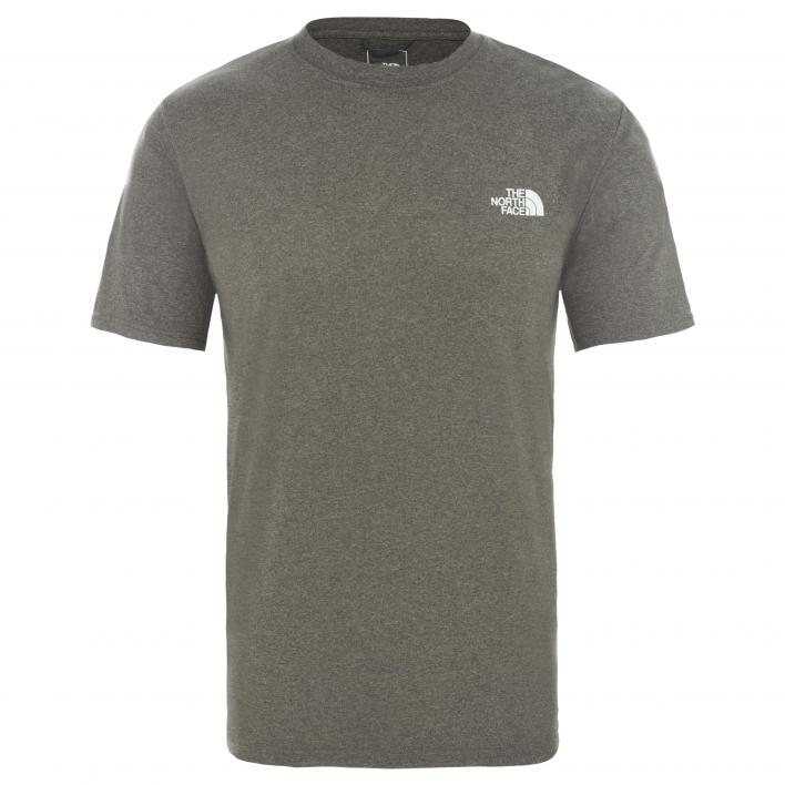 THE NORTH FACE MEN'S REACTION AMP CREW TAUPE