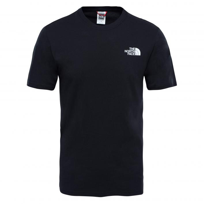 THE NORTH FACE MEN'S S/S REDBOX TEE